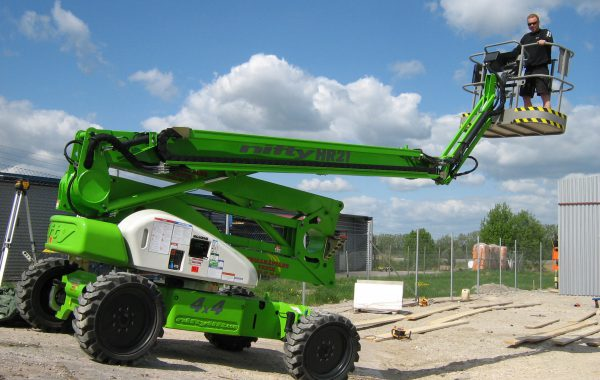 Bomlift Nifty HR-21 4×4