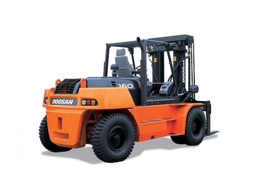 Doosan motortruck 11,0 - 16,0 ton