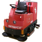 Skurmaskin Factory Cat Modell 370 XR
