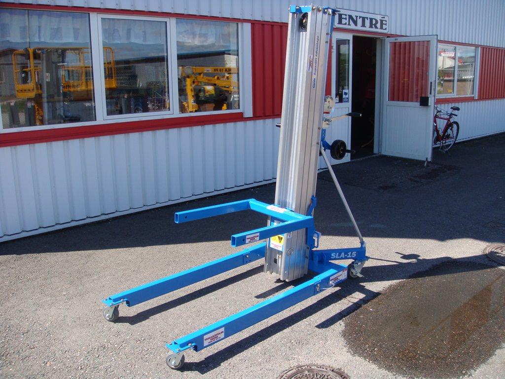 Materiallift Genie SLA-15