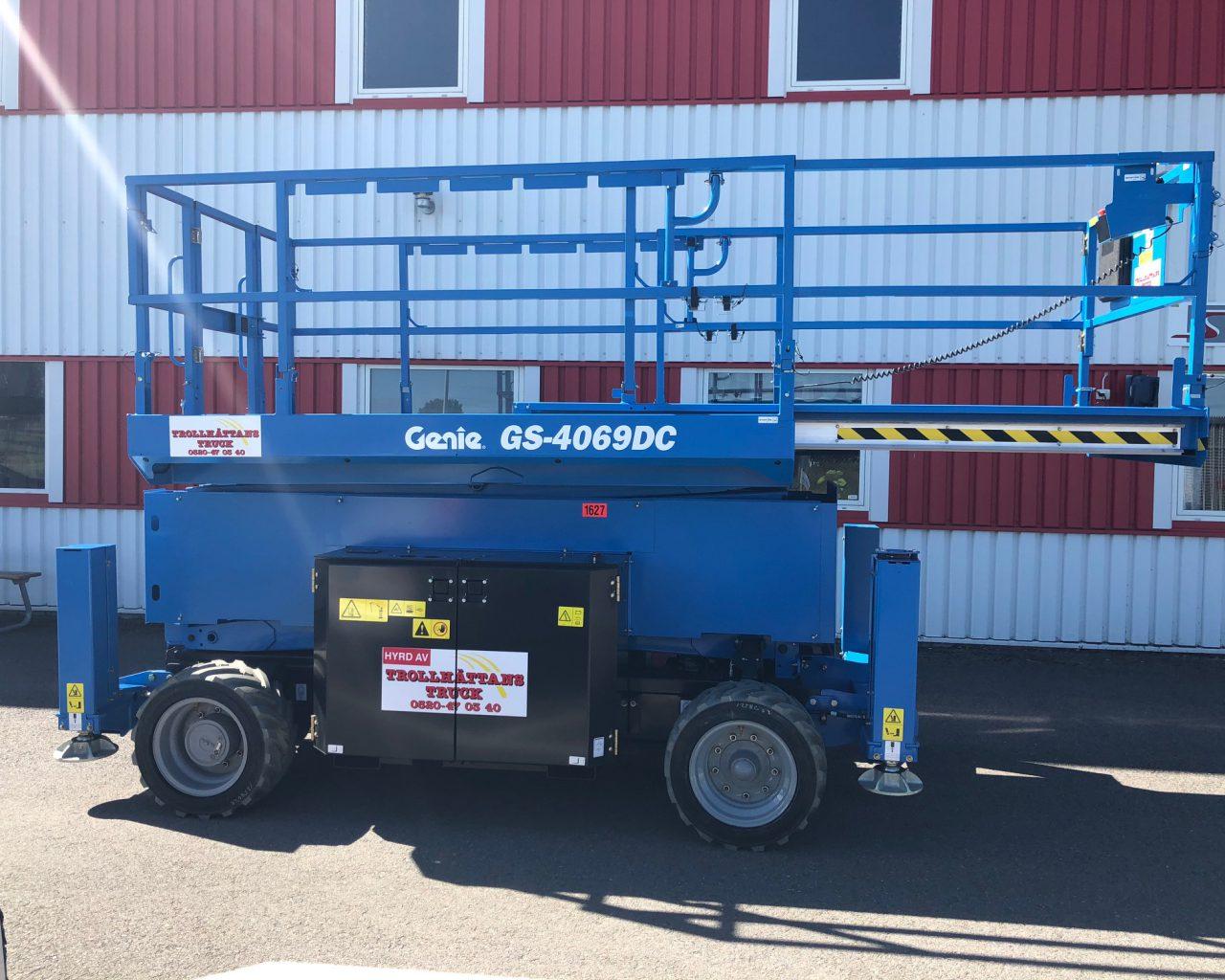 Saxlift 14,12m Genie GS-4069DC