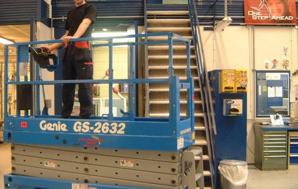 Saxlift 10,00 m Genie GS-2632