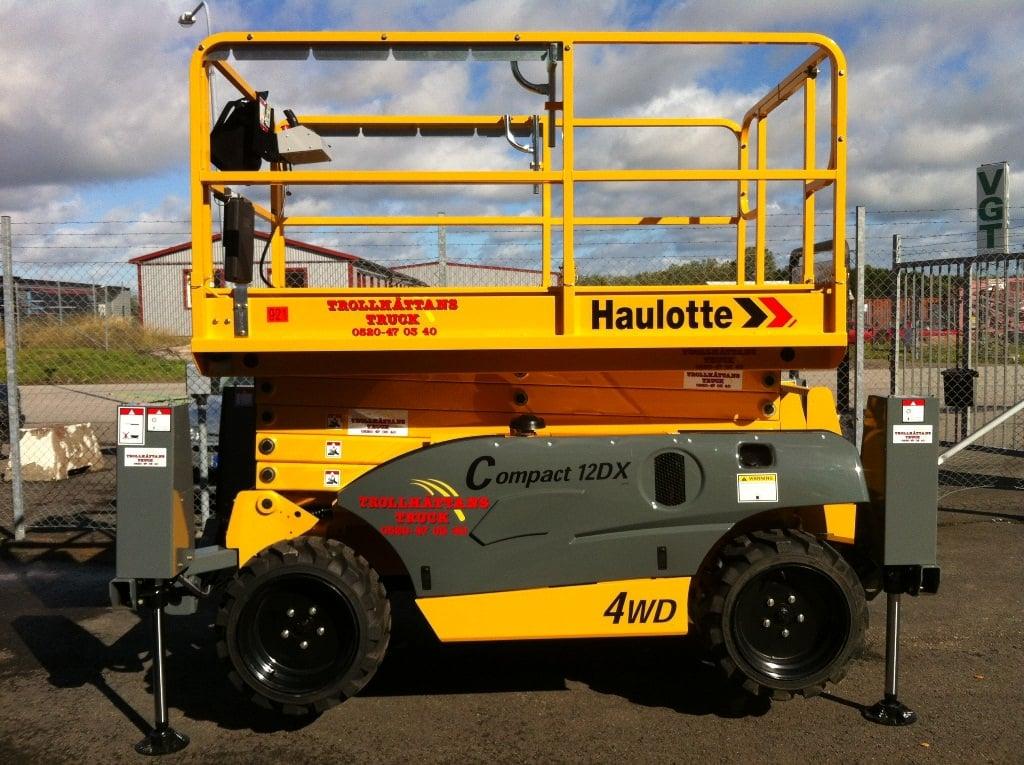 Saxlift 12,15 m Haulotte 12DX-NG
