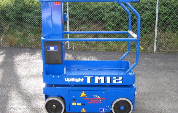 Pelarlift 5,63 m Upright TM 12