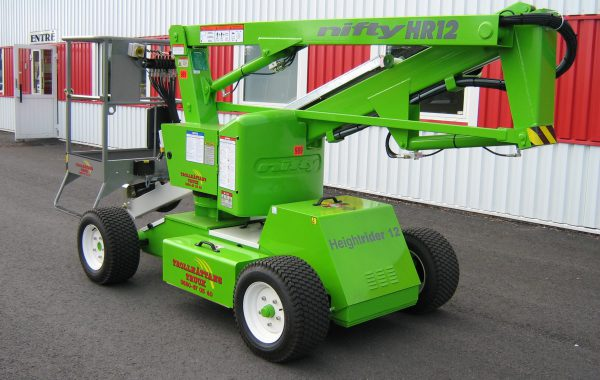 Bomlift 12,20 m Nifty Heightrider 12