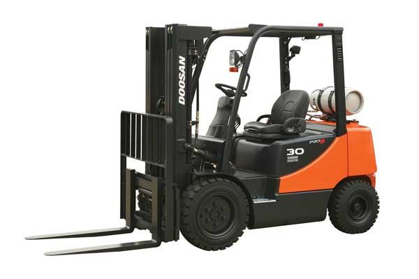 Doosan motortruck 2,0 - 3,5 ton