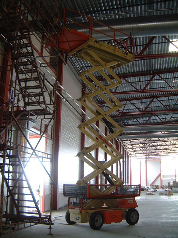 Saxlift JLG 3969 E 13,90 m