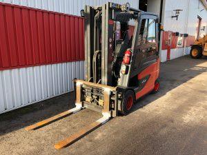 Truck begagnad Linde E30HL-01/600 - 2011