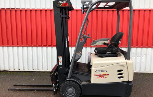 Crown SCT6010 1,3 - begagnad motviktstruck 2019